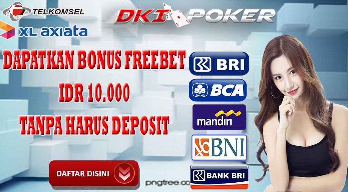 Judi Poker Domino QQ Online Indonesia